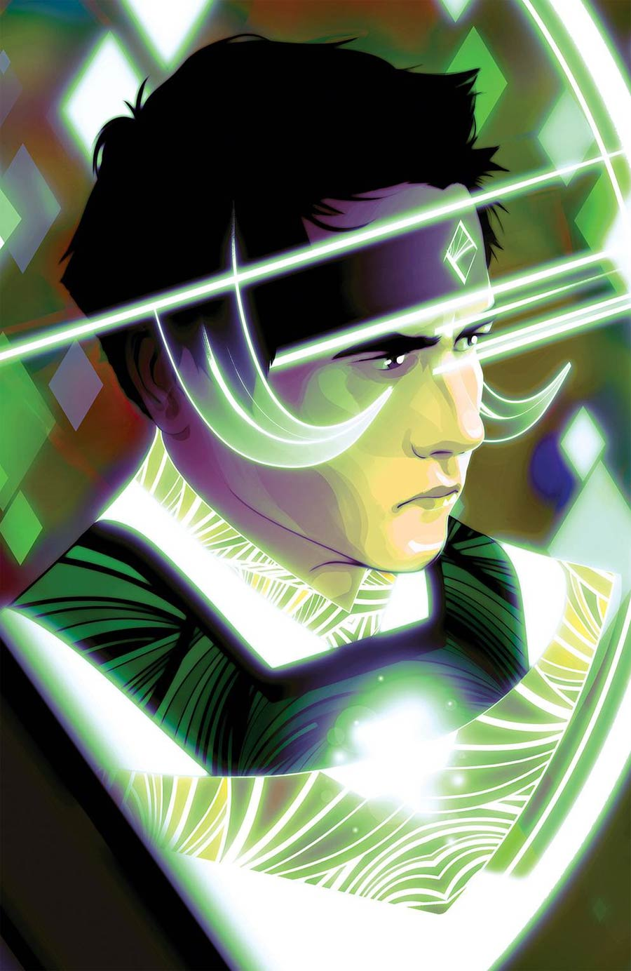 Mighty Morphin #5 Cover G Incentive Goni Montes Virgin Variant Cover