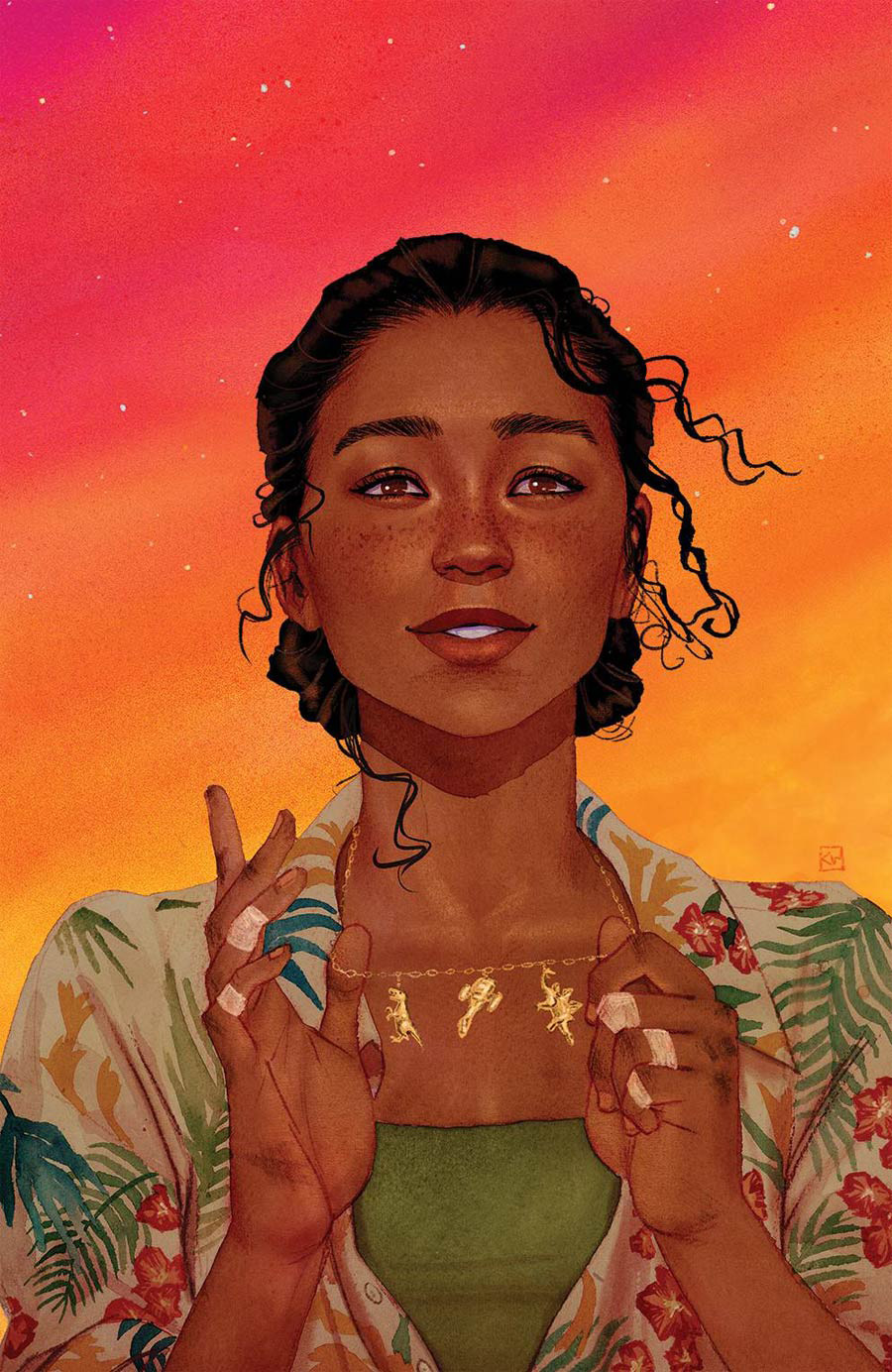 Firefly Brand New Verse #1 Cover E Incentive Kevin Wada Variant Cover
