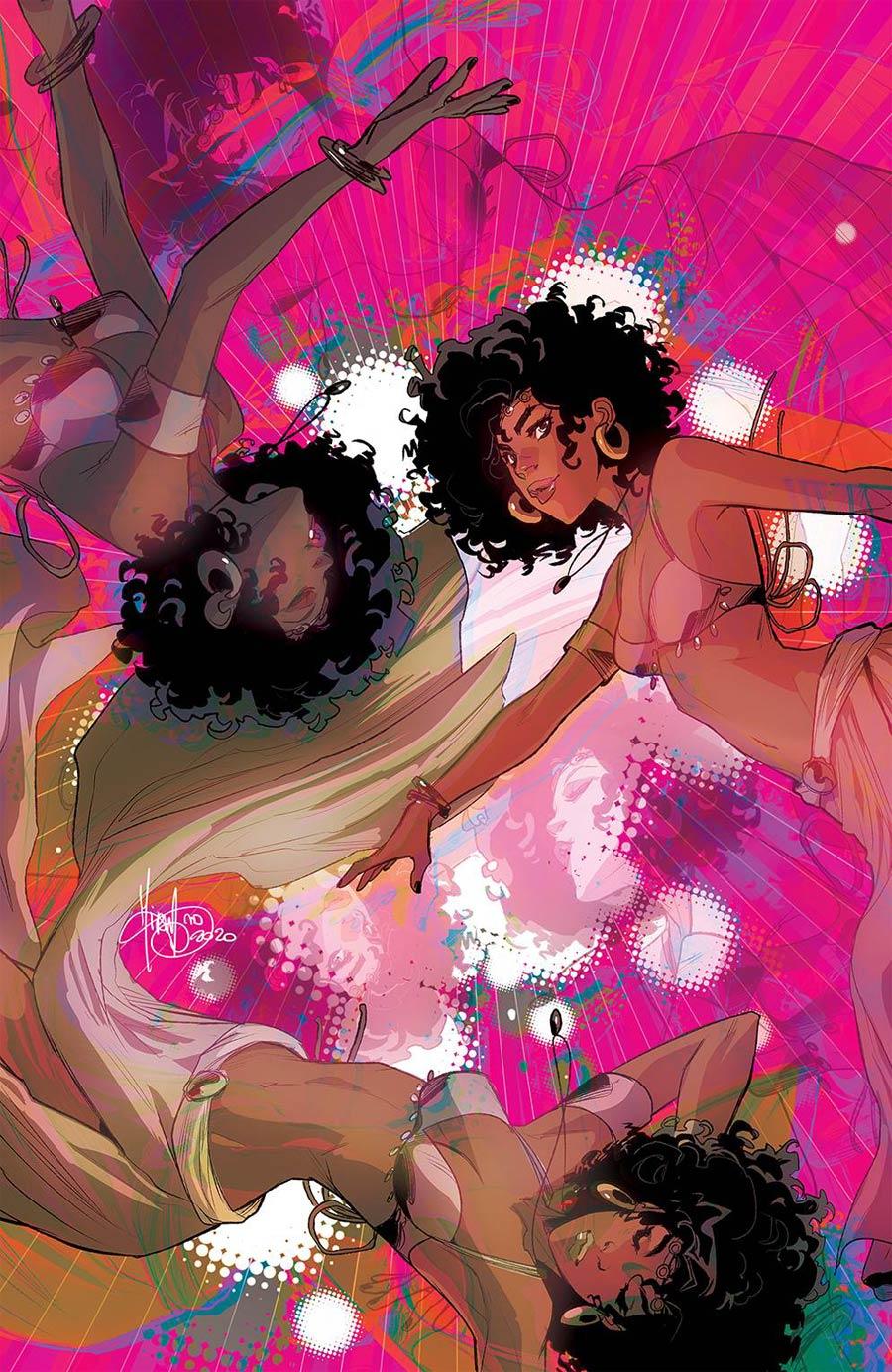 Luna #2 Cover C Incentive Mirka Andolfo Virgin Cover