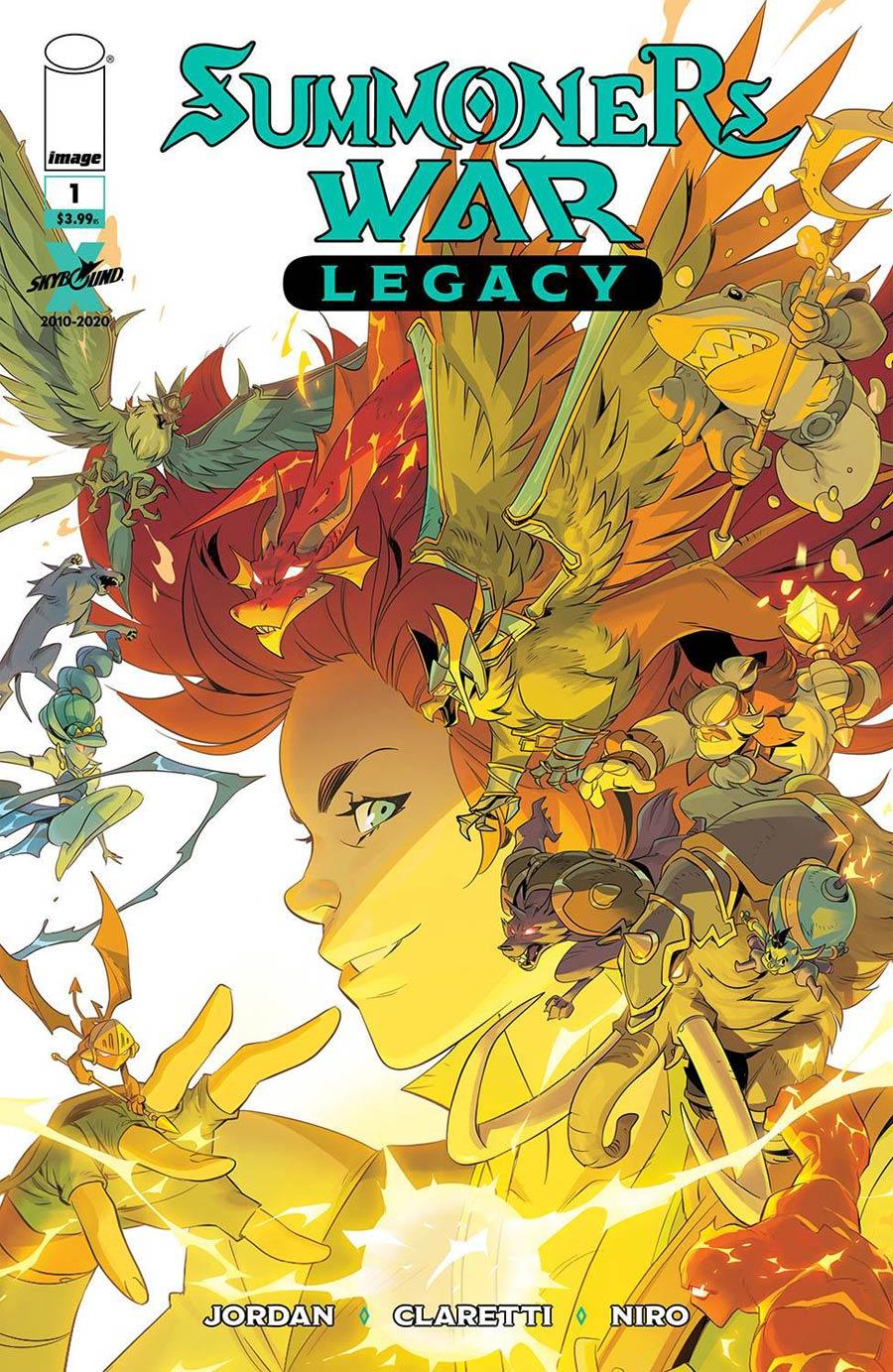 Summoners War Legacy #1