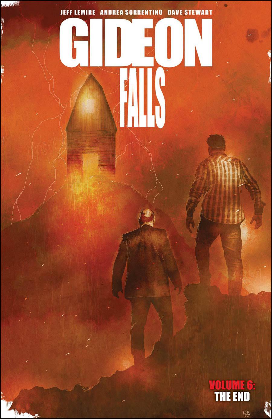 Gideon Falls Vol 6 The End TP
