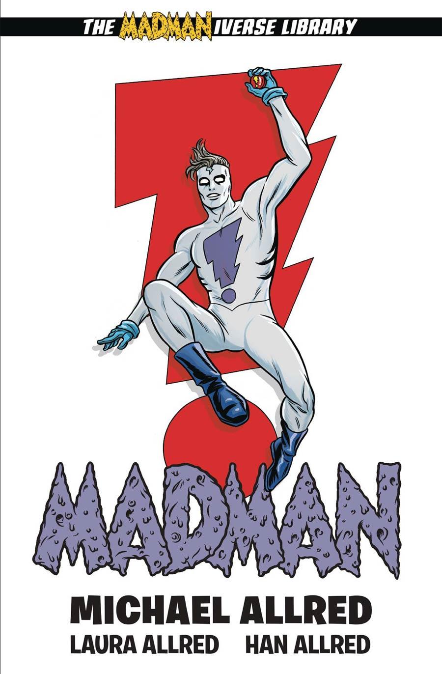 Madman Library Edition Vol 1 HC