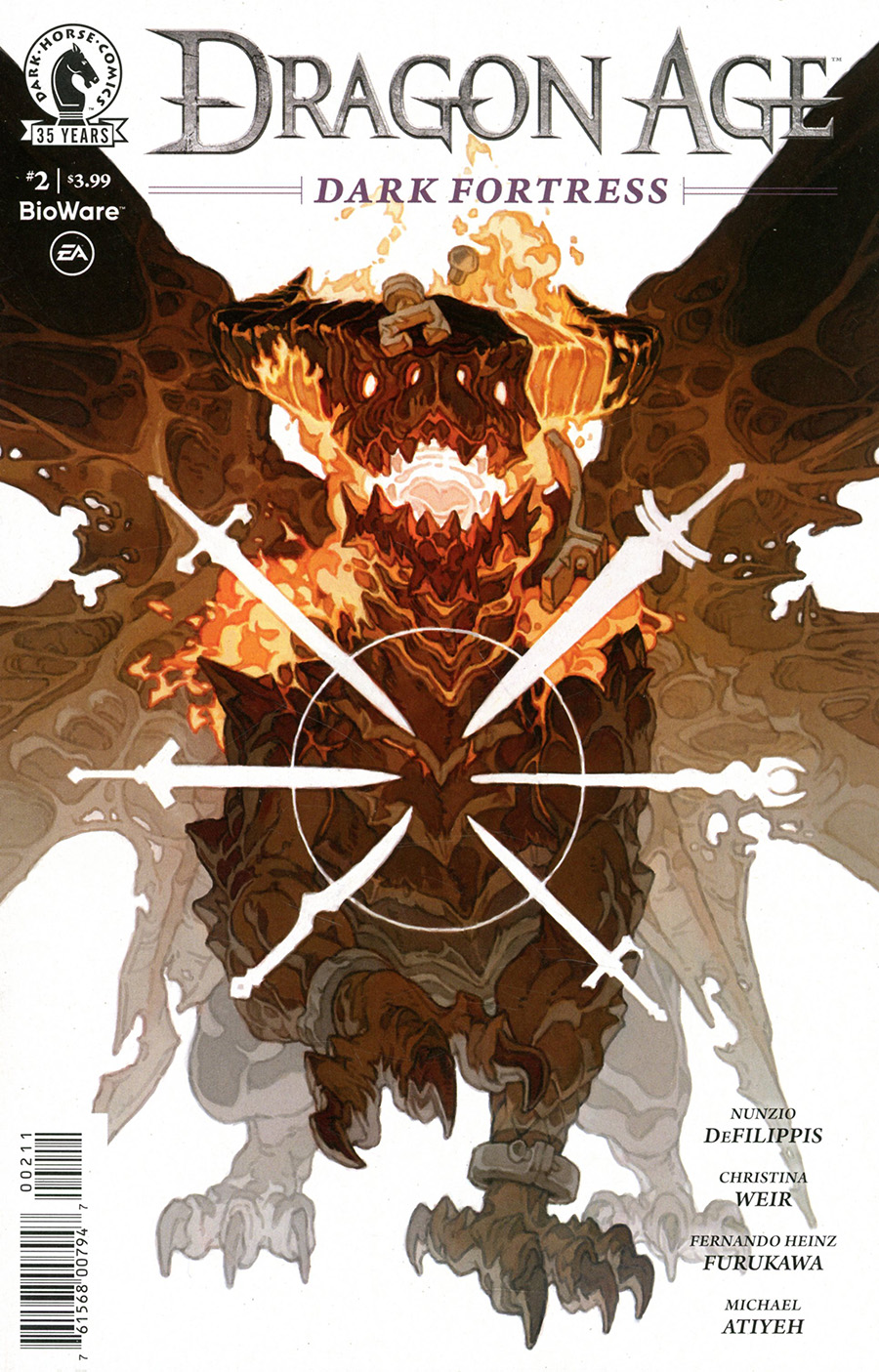 Dragon Age Dark Fortress #2
