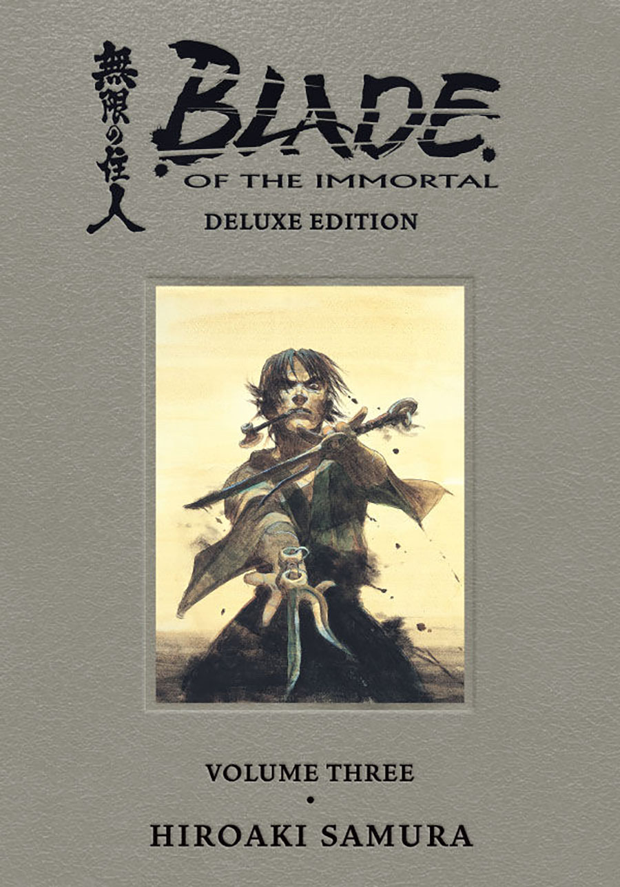 Blade Of The Immortal Deluxe Edition Vol 3 HC