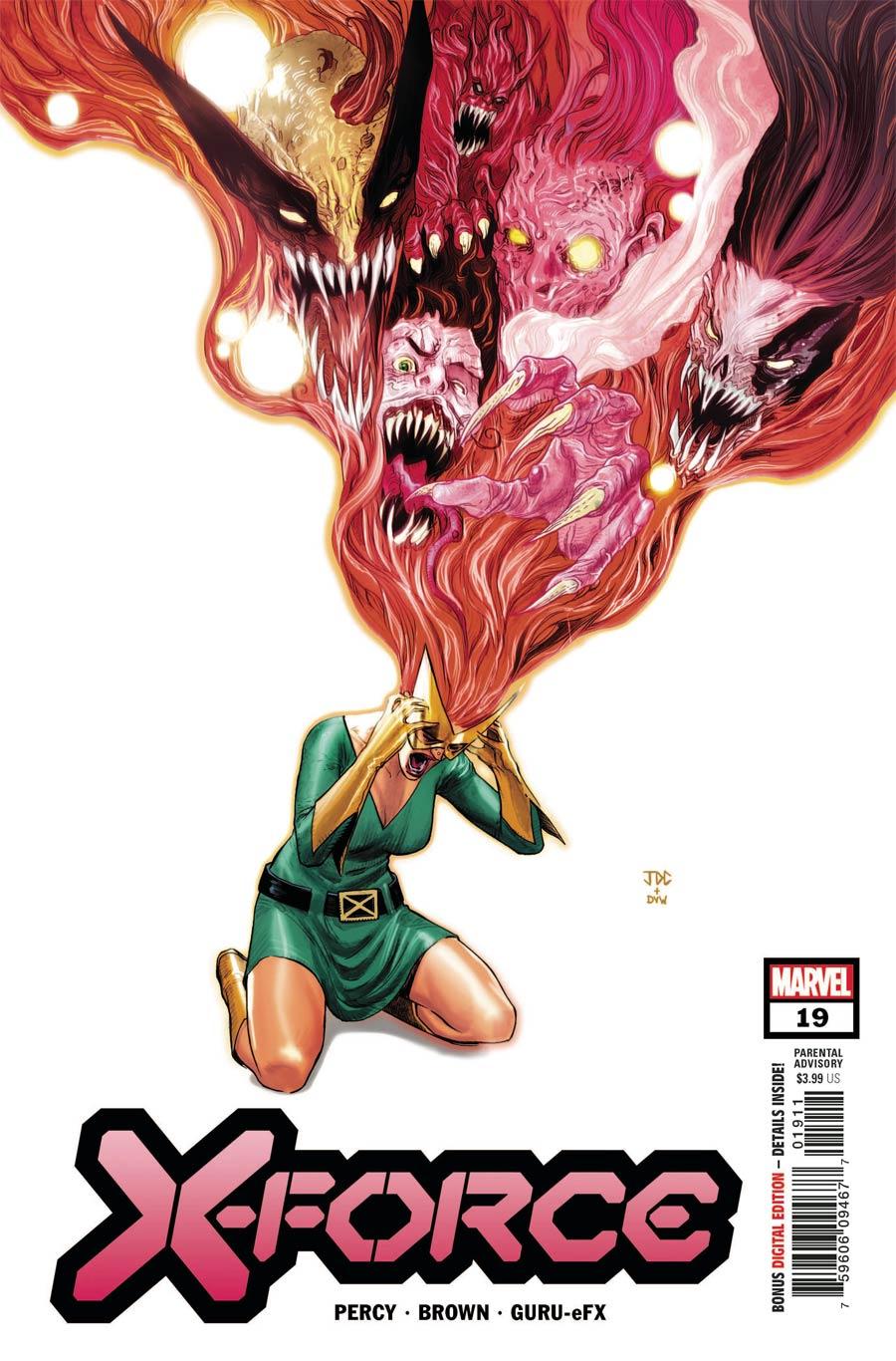 X-Force Vol 6 #19