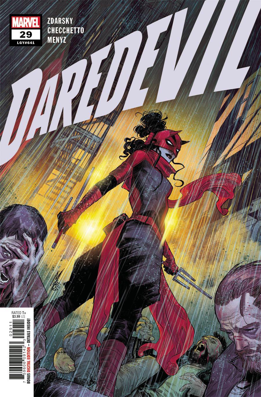 Daredevil Vol 6 #29 Cover A Regular Marco Checchetto Cover