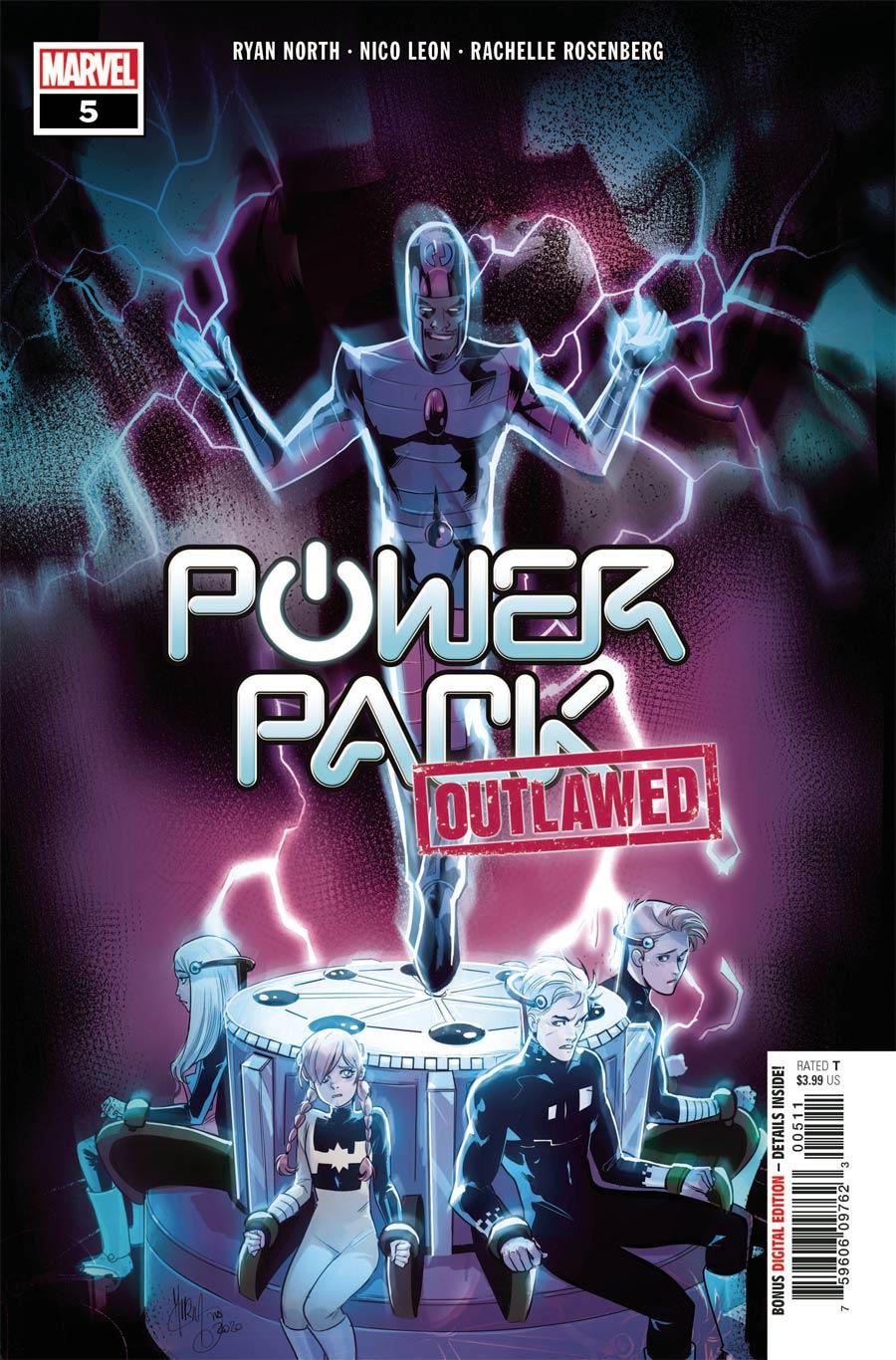 Power Pack Vol 4 #5