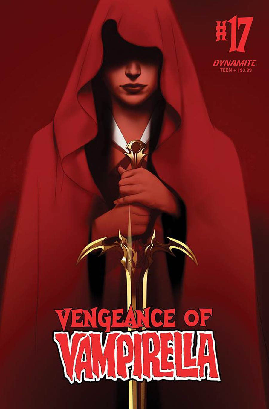 Vengeance Of Vampirella Vol 2 #17 Cover B Variant Ben Oliver Cover
