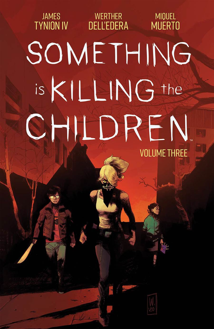Something Is Killing The Children Vol 3 TP