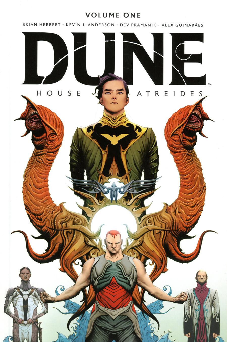 Dune House Atreides Vol 1 HC
