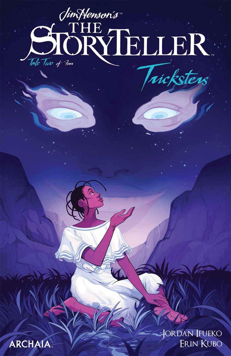 Jim Hensons Storyteller Tricksters #2 Cover B Variant Dani Pendergast Cover