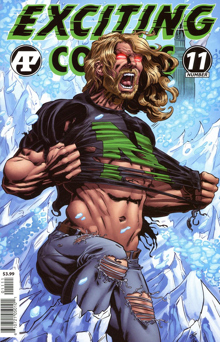 Exciting Comics Vol 2 #11