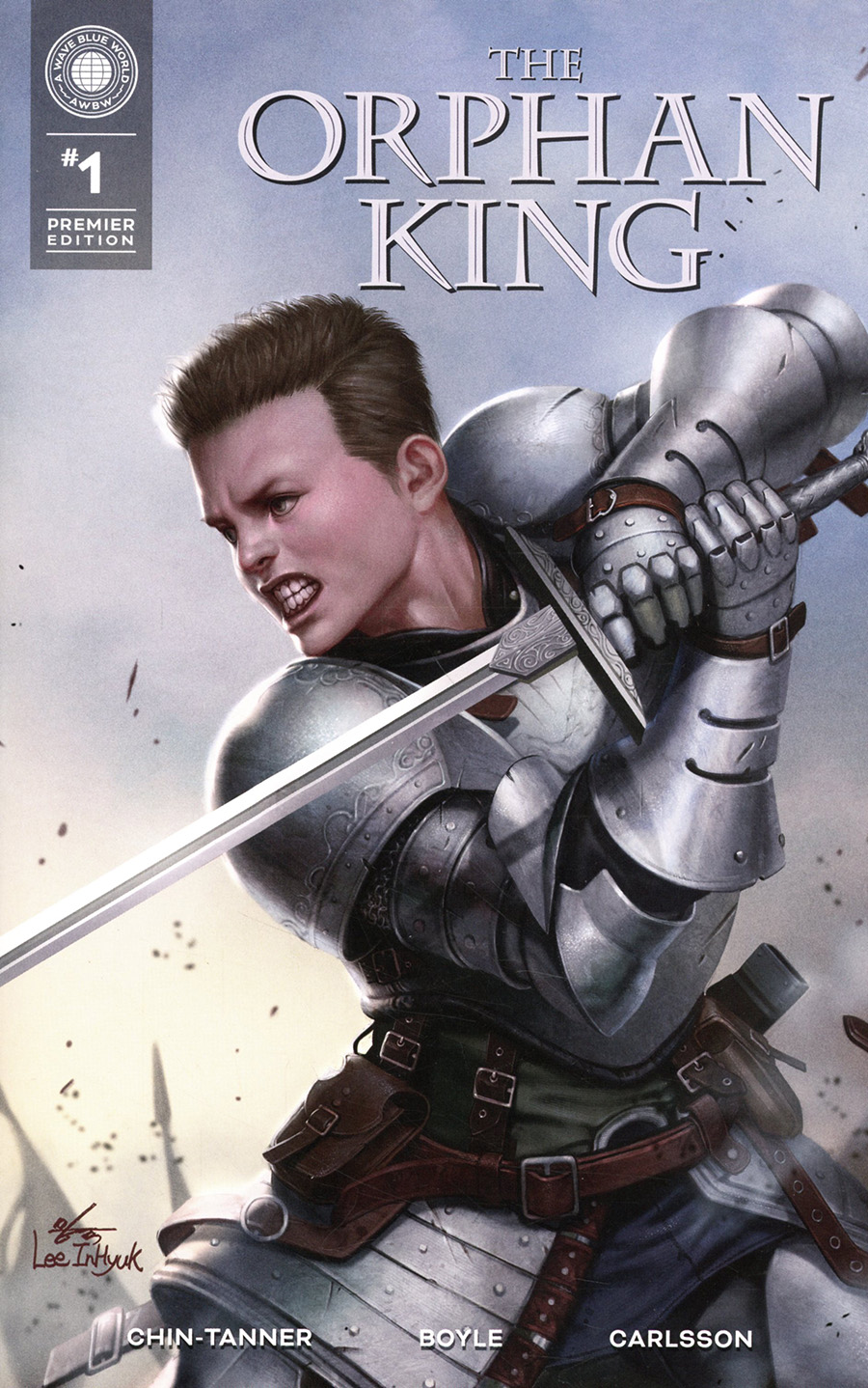 Orphan King Premier Edition Cover A Regular Inhyuk Lee Cover