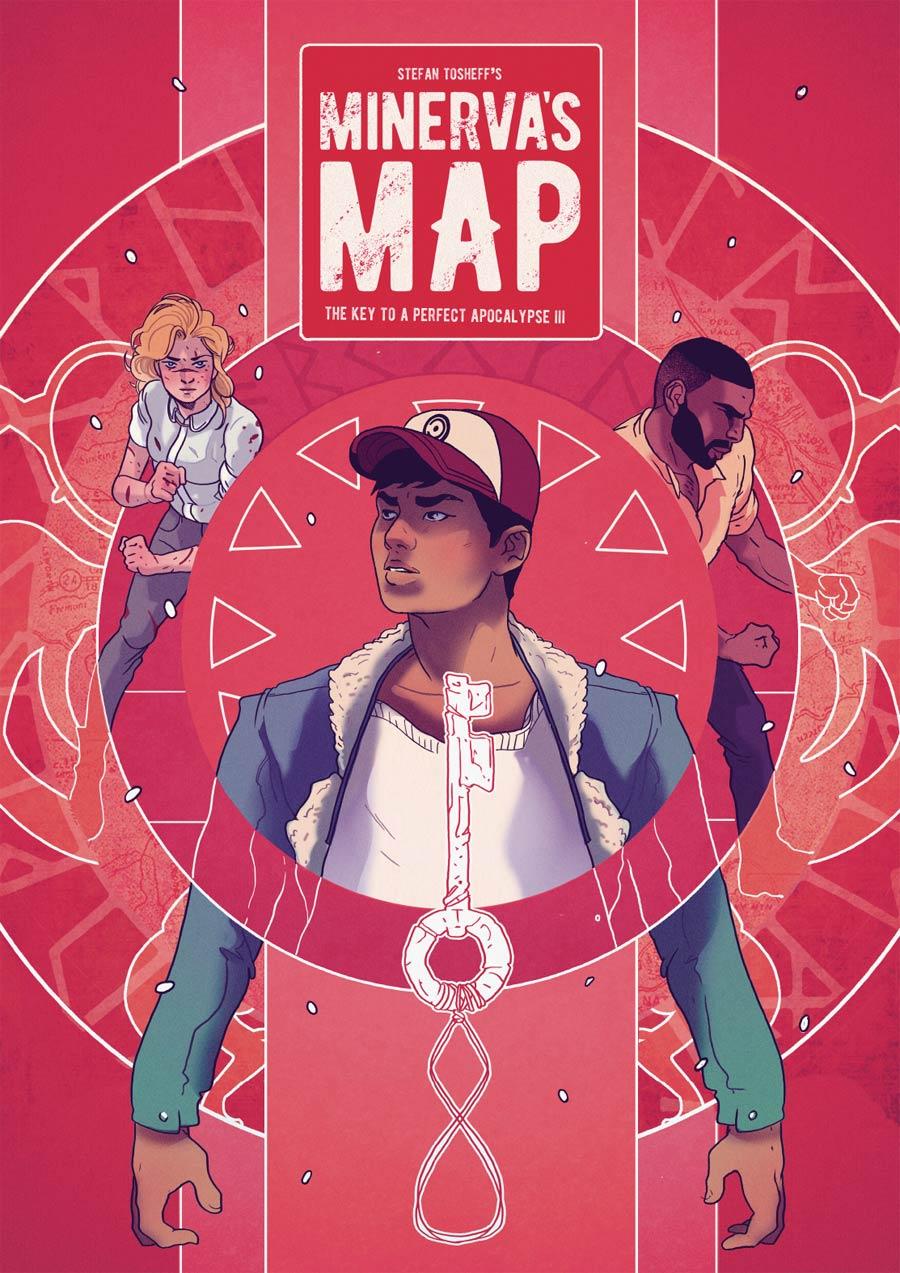 Minervas Map Key To A Perfect Apocalypse #3