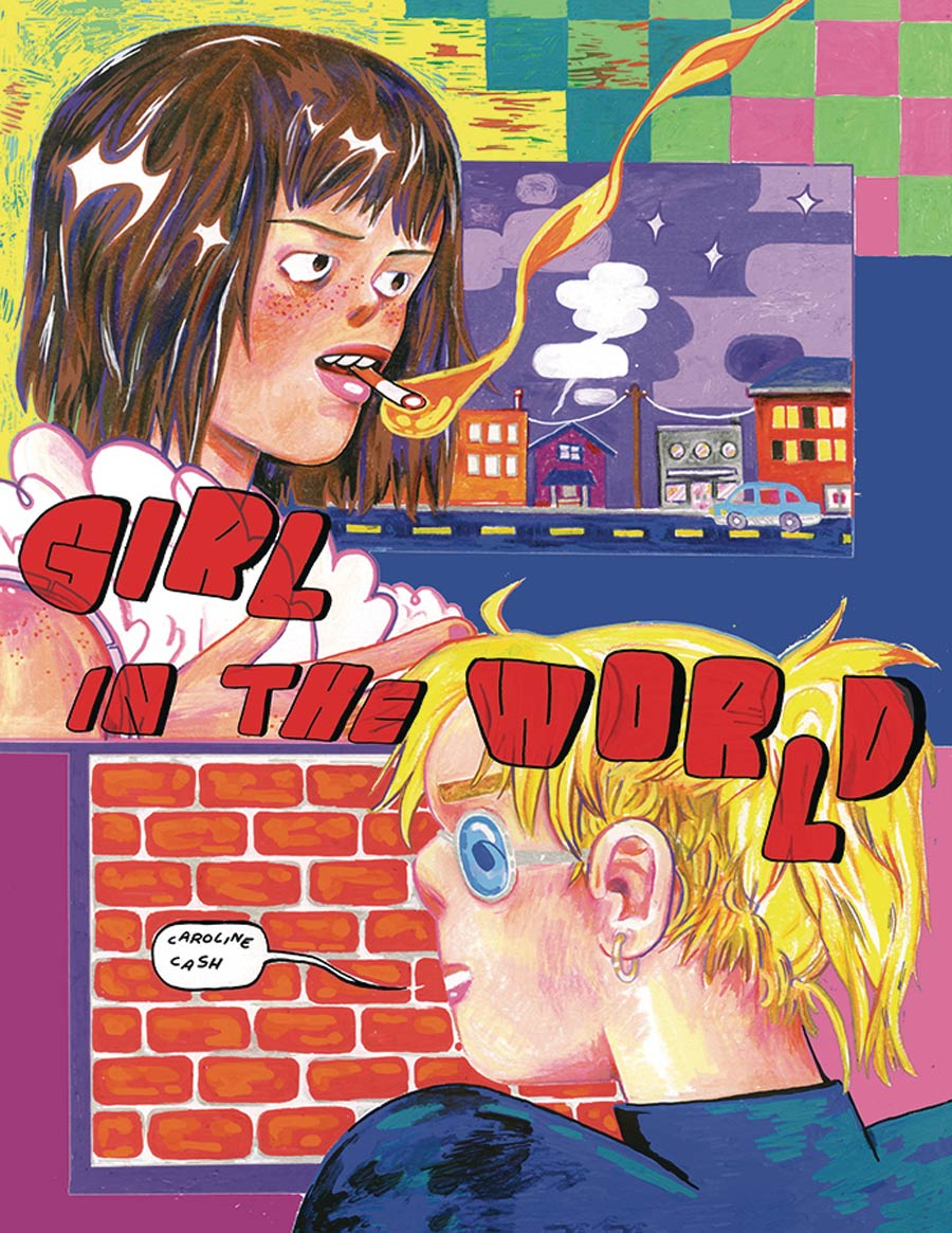 Girl In The World GN 2nd Edition