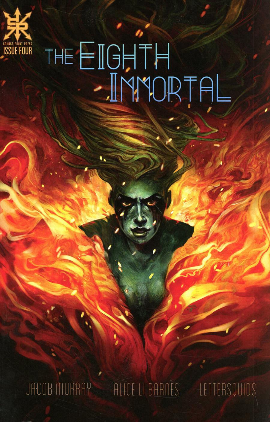 Eighth Immortal #4