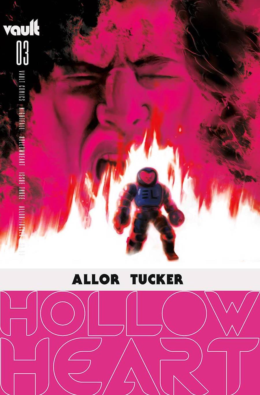 Hollow Heart #3 Cover A Regular Paul Tucker Cover