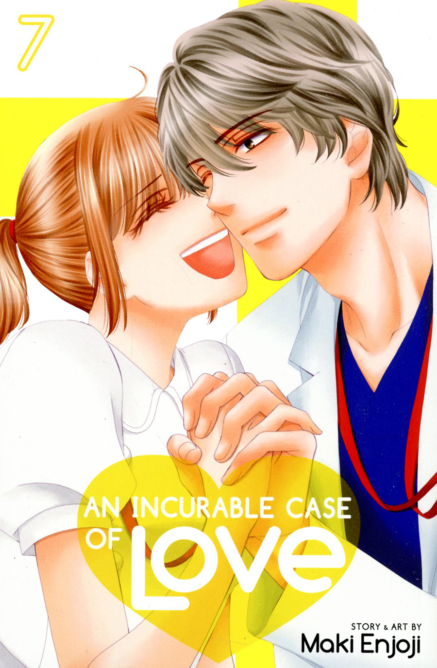 An Incurable Case Of Love Vol 7 GN