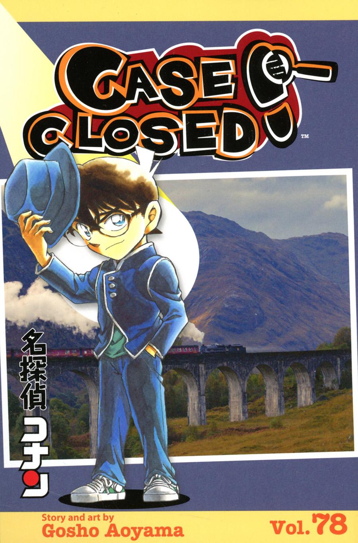 Case Closed Vol 78 GN