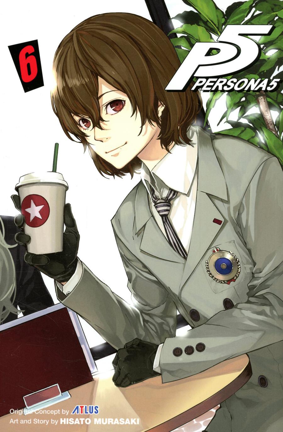 Persona5 Vol 6 GN