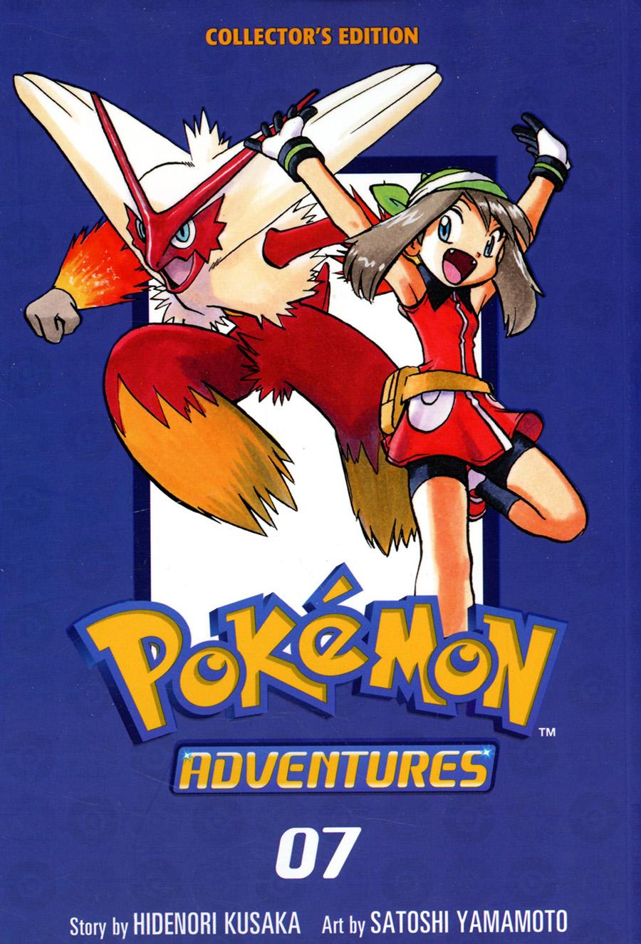 Pokemon Adventures Collectors Edition Vol 7 GN
