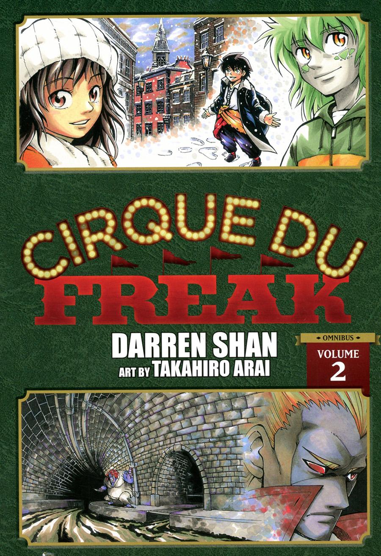 Cirque Du Freak Manga Omnibus Edition Vol 2 GN