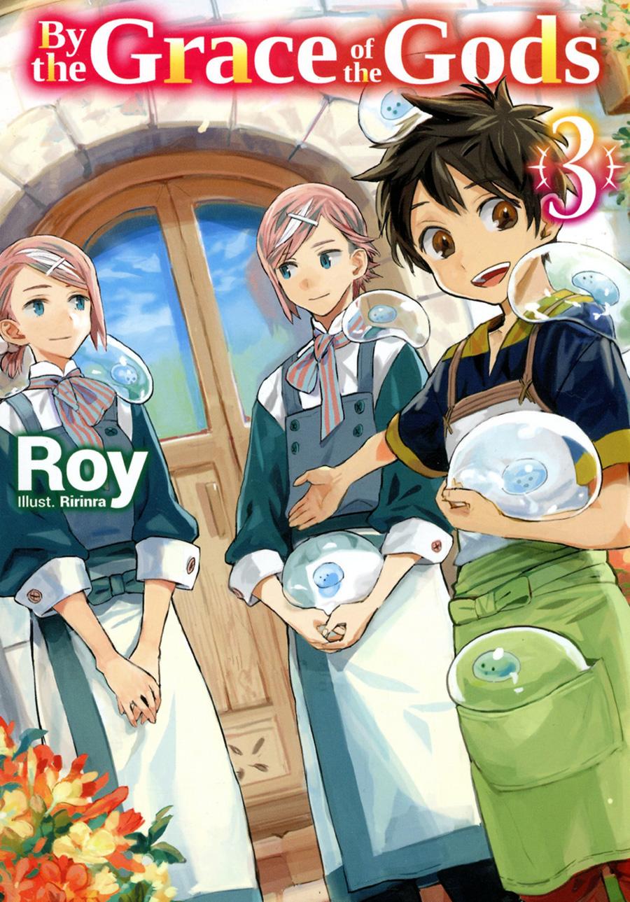By The Grace Of The Gods Light Novel Vol 3 SC