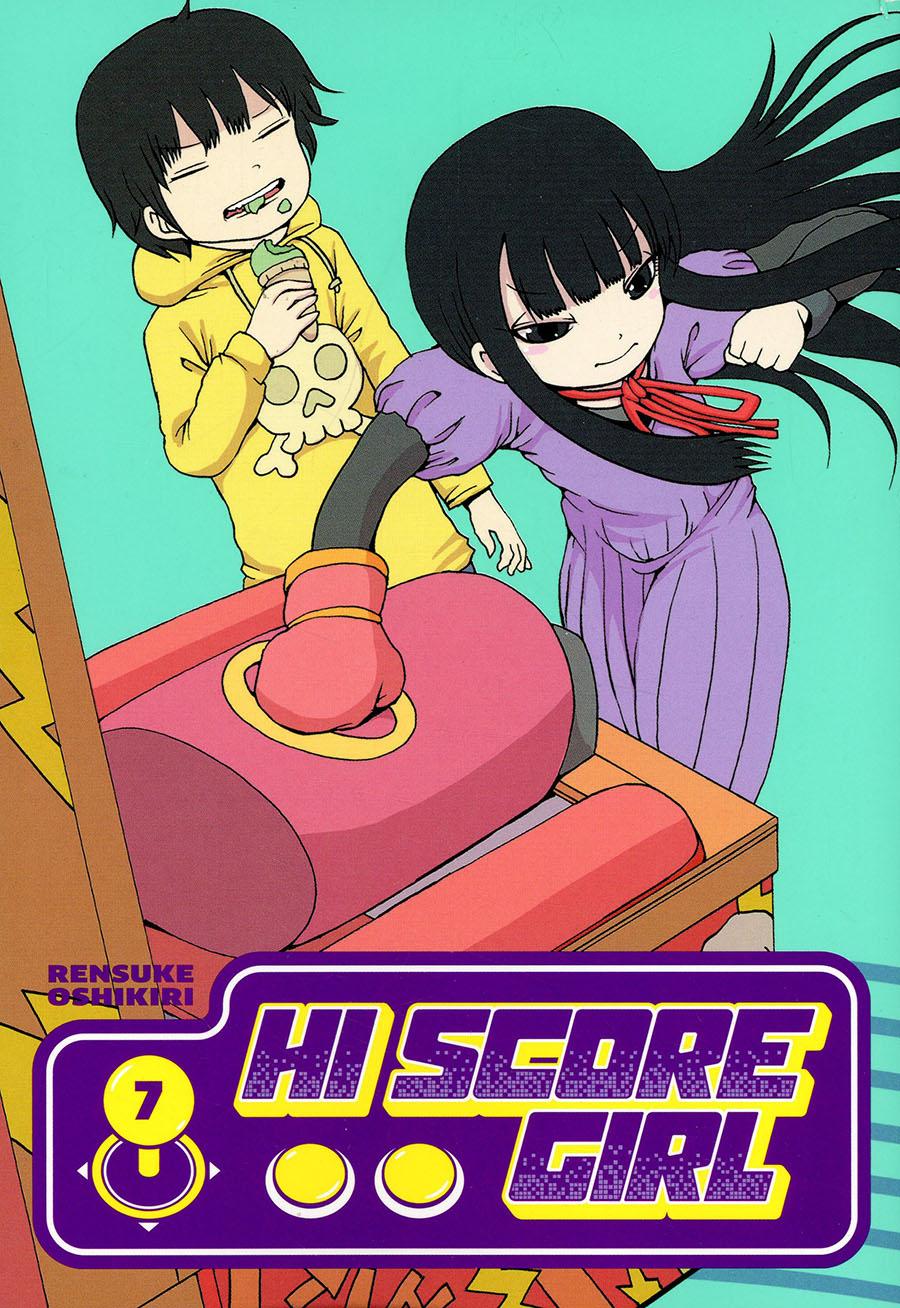 Hi Score Girl Vol 7 GN
