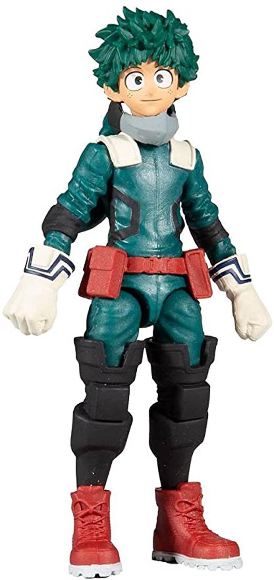 My Hero Academia 5-Inch Action Figure Wave 1 Izuku Midoriya Action Figure