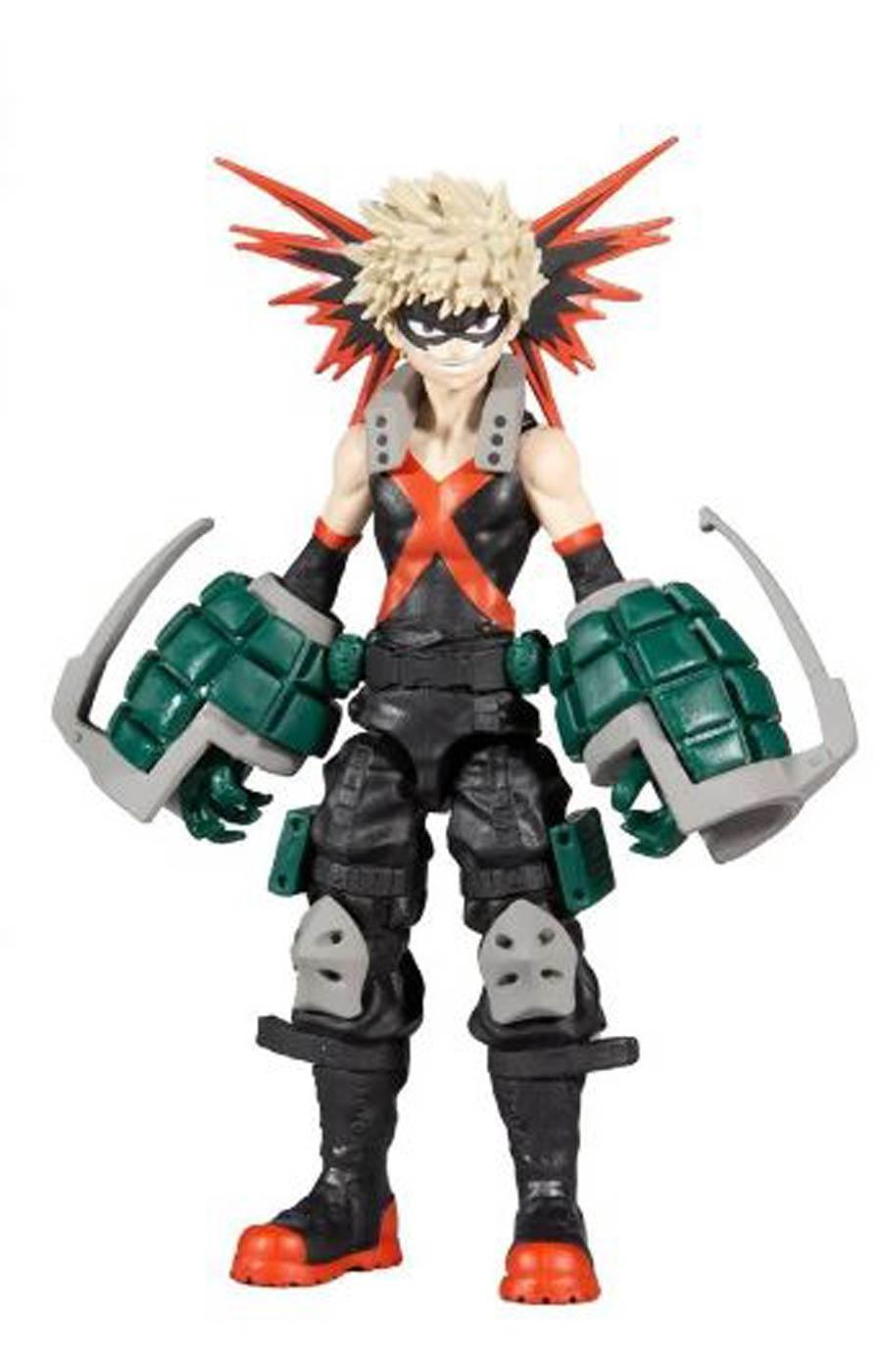 My Hero Academia 5-Inch Action Figure Wave 1 Katsuki Bakugo Action Figure