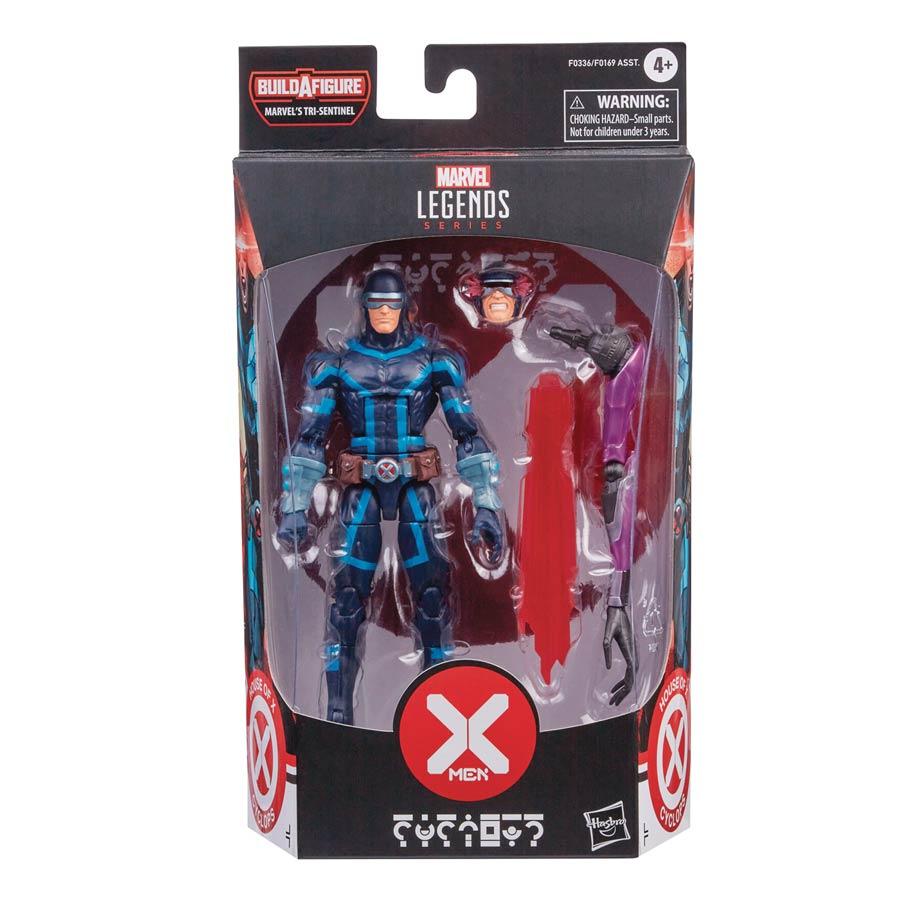 X-Men Legends Cyclops 6-Inch Action Figure