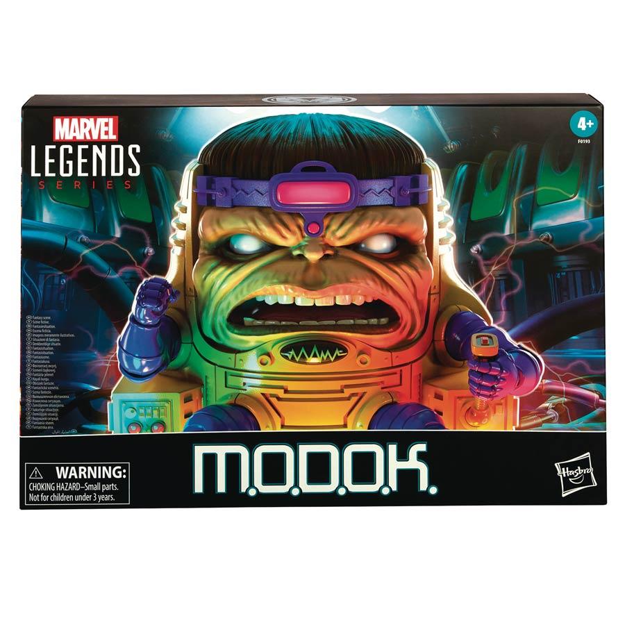 X-Men Legends MODOK 6-Inch Deluxe Action Figure