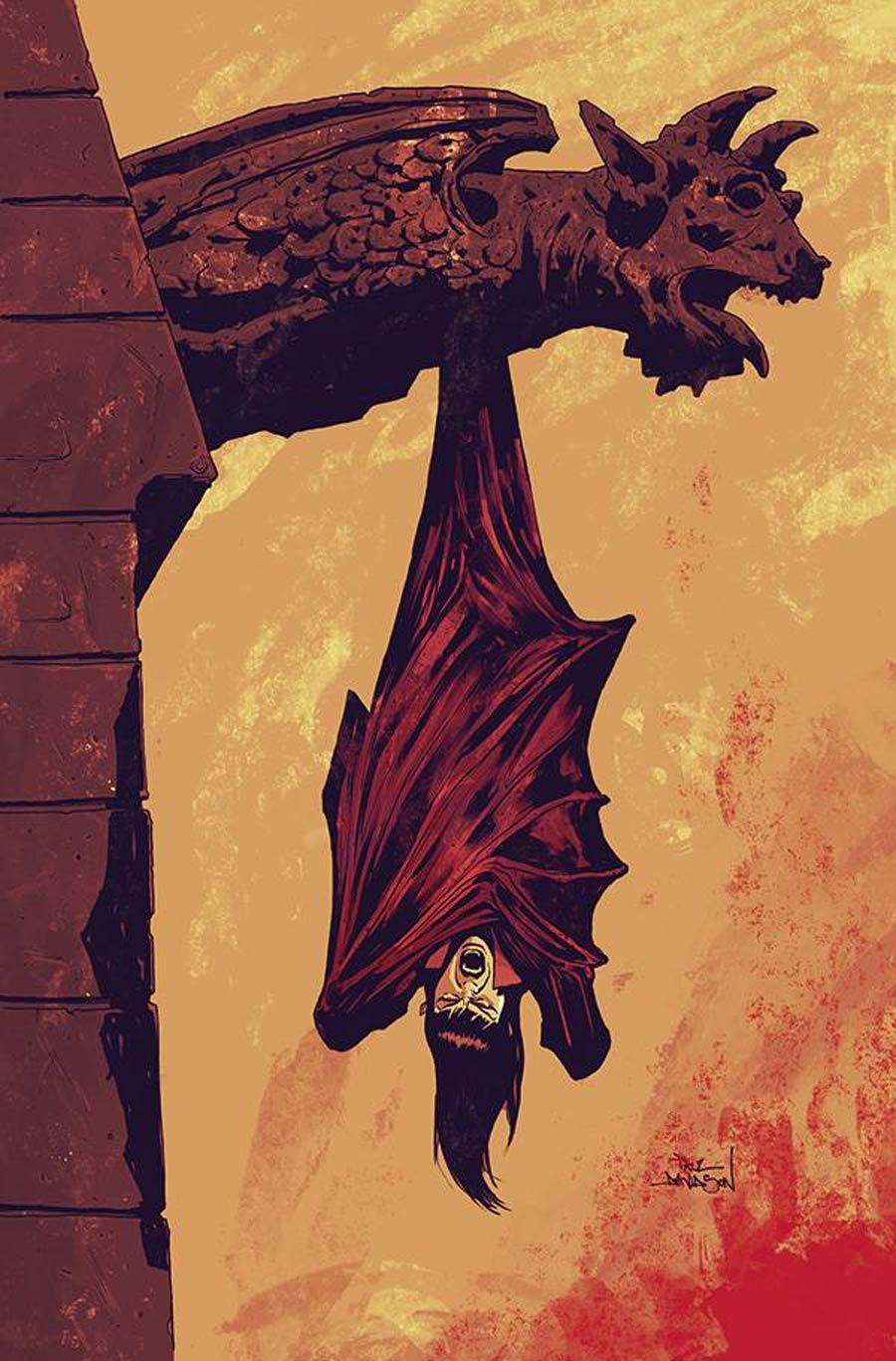 Vampirella The Dark Powers #5 Cover Q Incentive Paul Davidson Virgin Cover