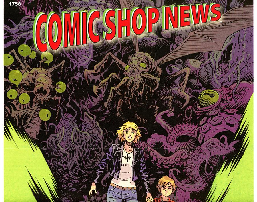 Comic Shop News #1758 - FREE - Limit 1 Per Customer