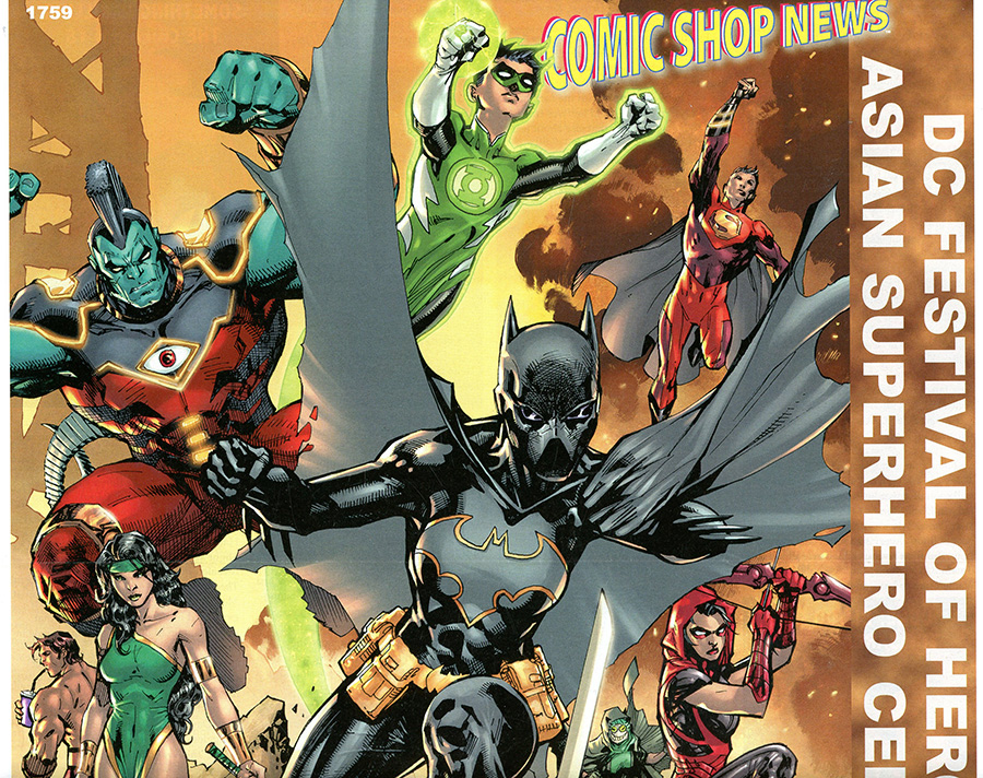 Comic Shop News #1759 - FREE - Limit 1 Per Customer