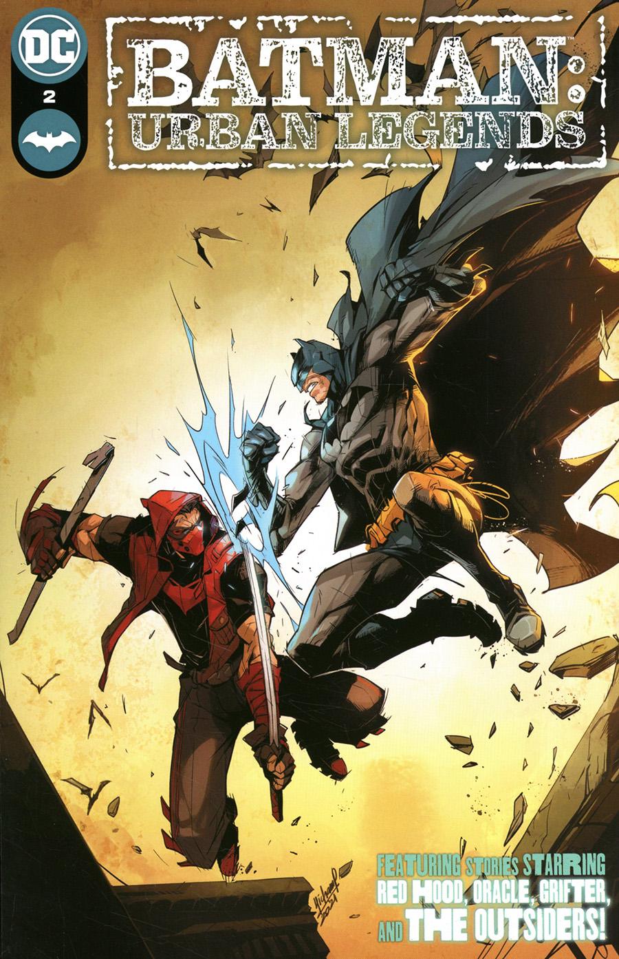 Batman Urban Legends #2 Cover A Regular Hicham Habchi Cover