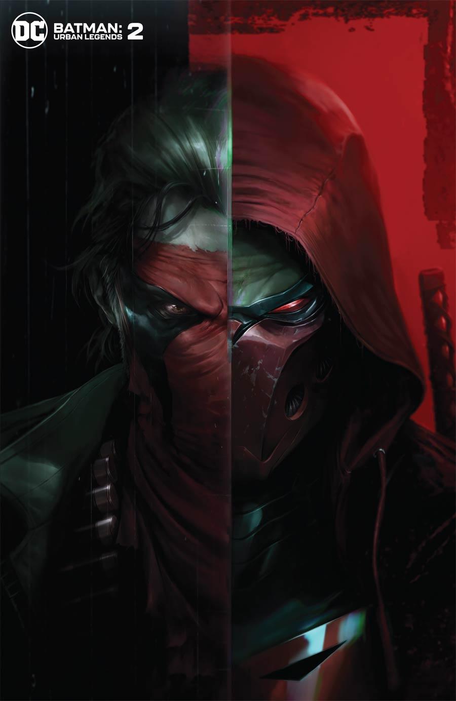 Batman Urban Legends #2 Cover B Variant Francesco Mattina Cover