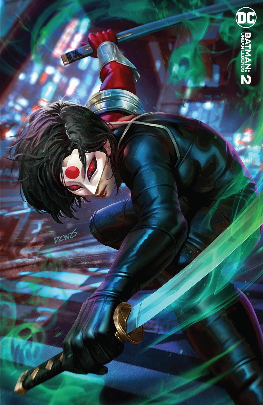 Batman Urban Legends #2 Cover C Variant Derrick Chew Cover