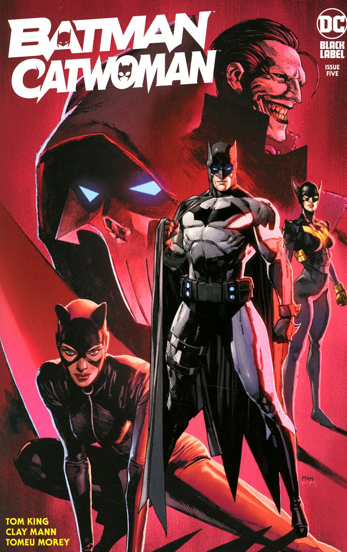 Batman Catwoman #5 Cover A Regular Clay Mann Cover
