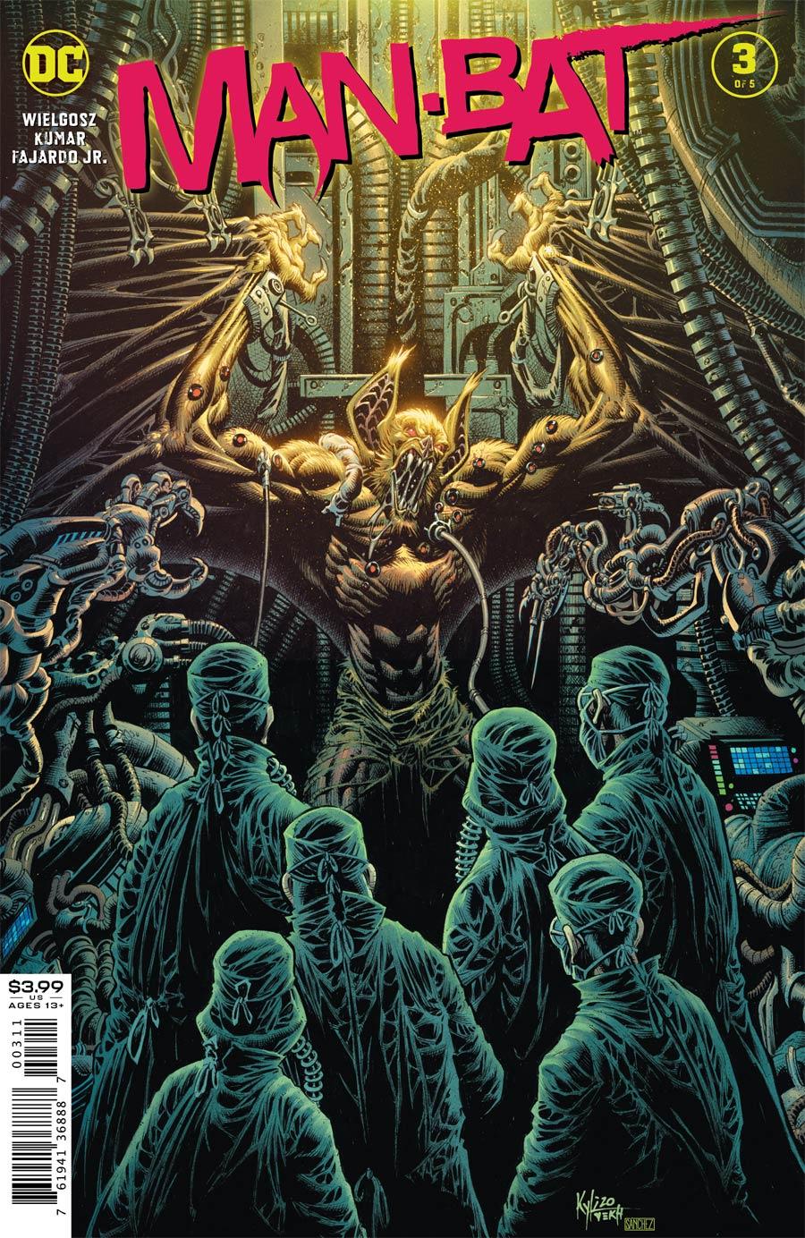Man-Bat Vol 4 #3