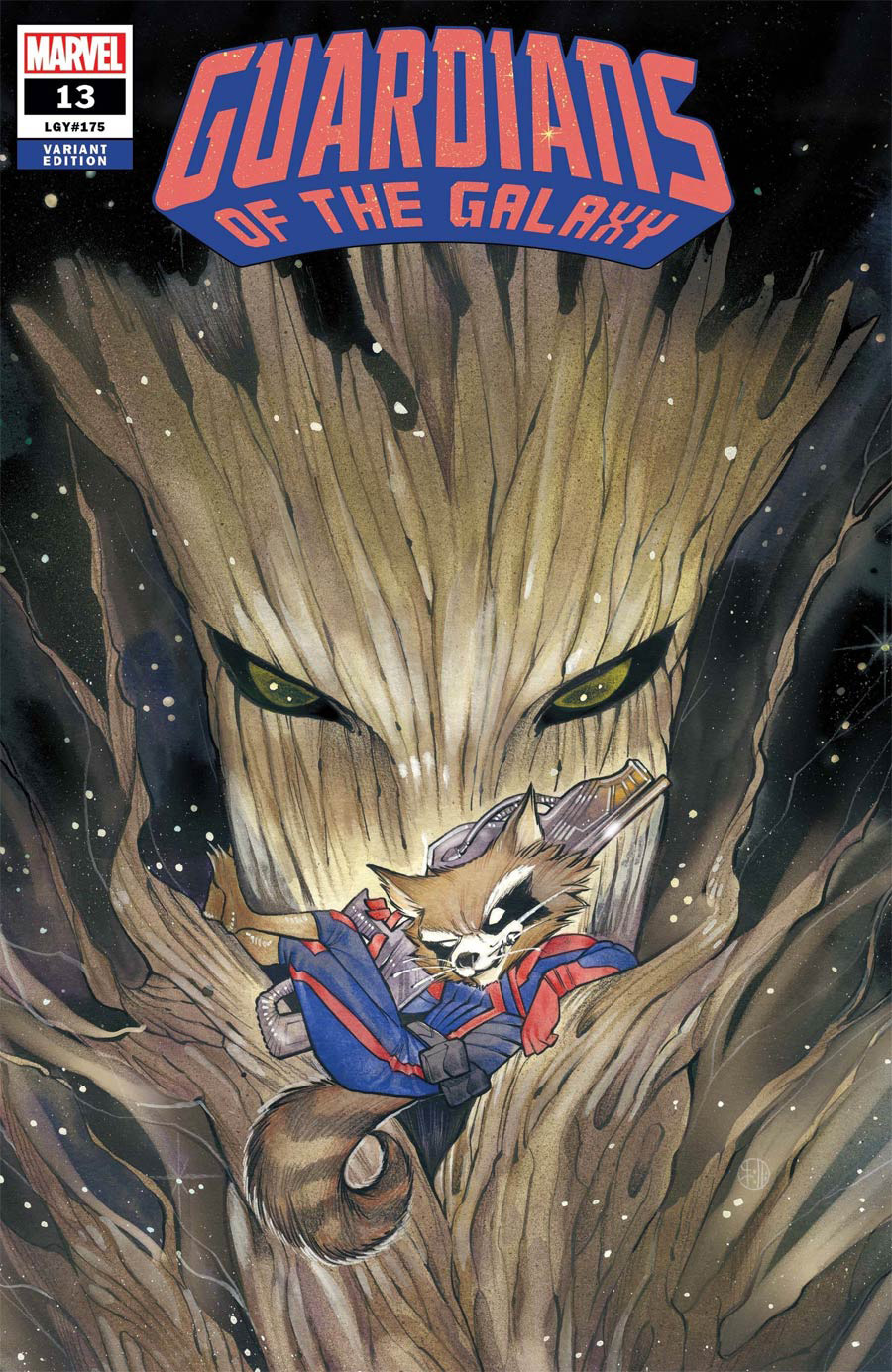 Guardians Of The Galaxy Vol 6 #13 Cover F Incentive Peach Momoko Variant Cover