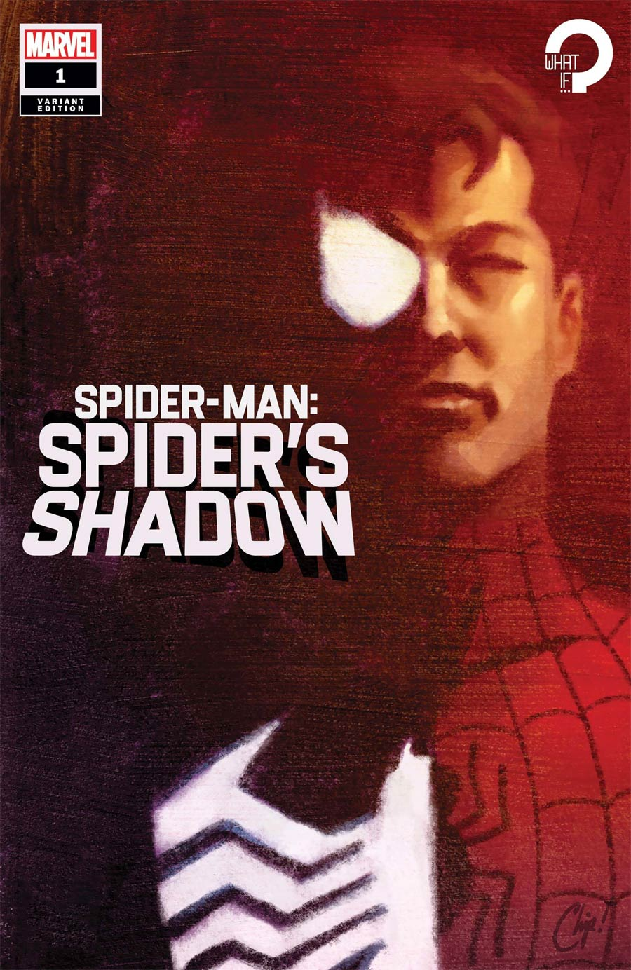 Spider-Man Spiders Shadow #1 Cover D Incentive Chip Zdarsky Variant Cover