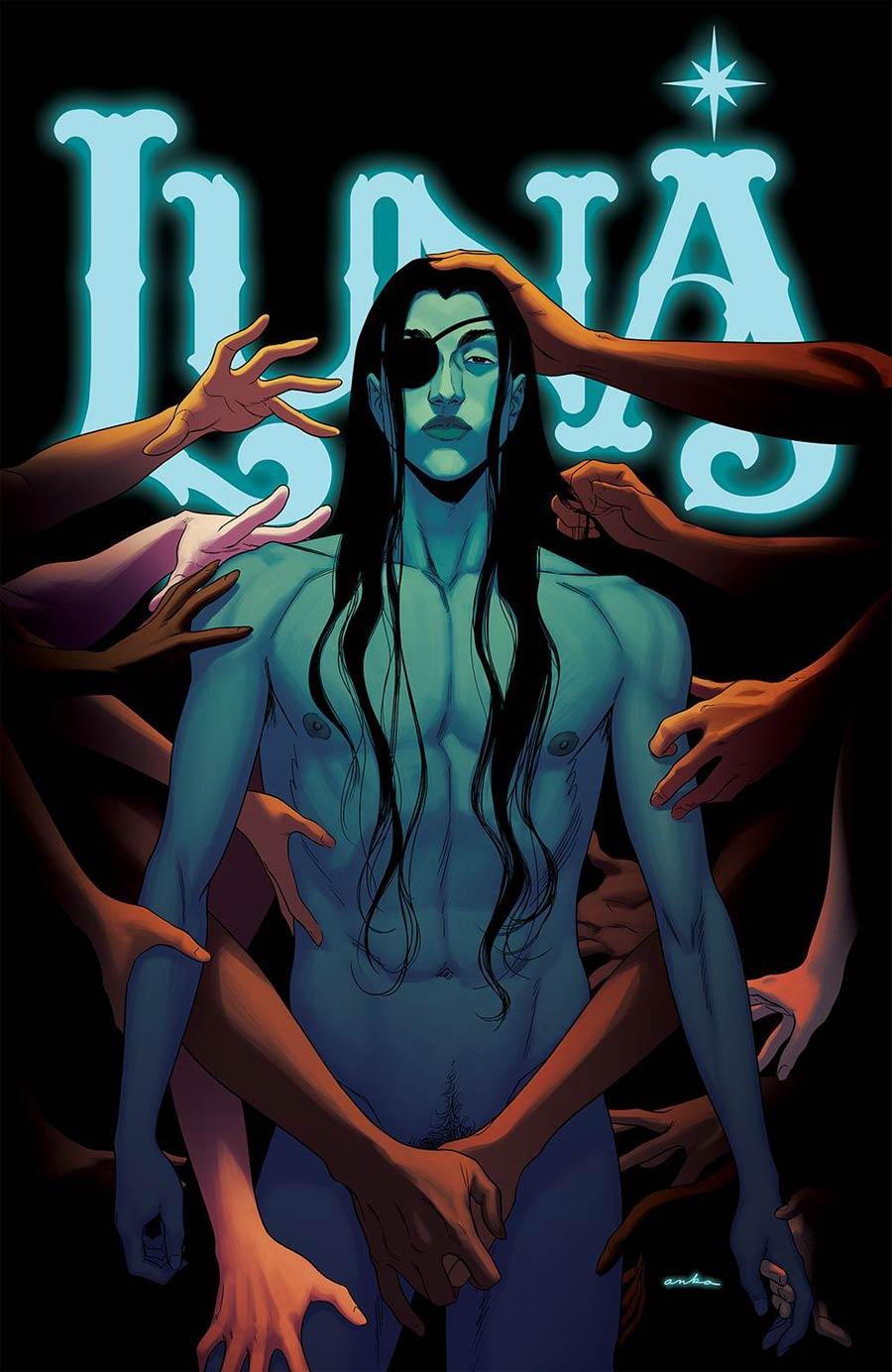 Luna #3 Cover C Incentive Kris Anka Virgin Cover