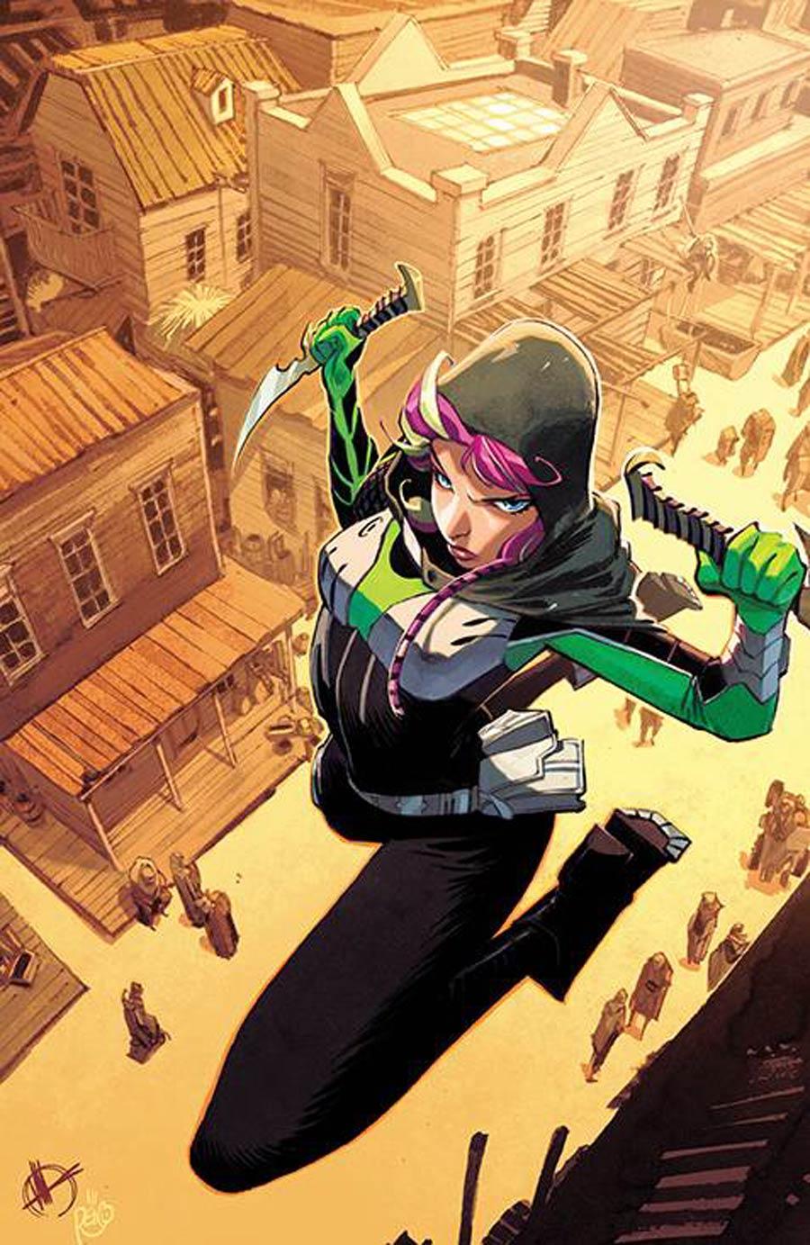 Power Rangers #6 Cover D Incentive Matteo Scalera Virgin Cover