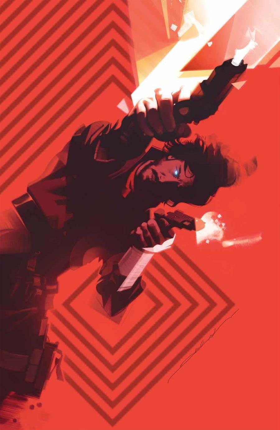 BRZRKR (Berzerker) #3 Cover G Incentive Jeff Dekal Virgin Cover