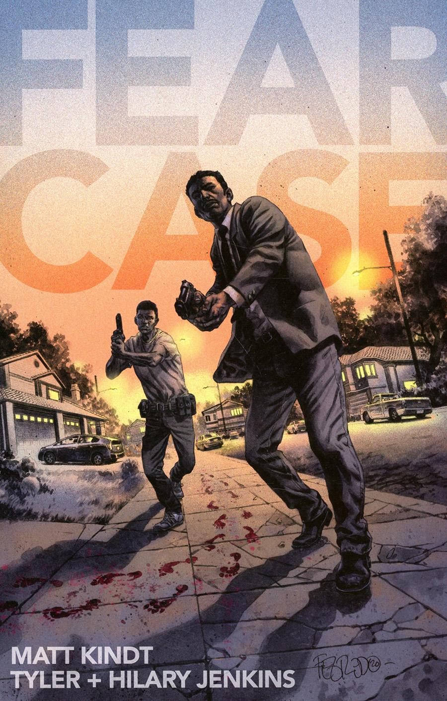 Fear Case #1 Cover B Variant Duncan Fegredo Cover