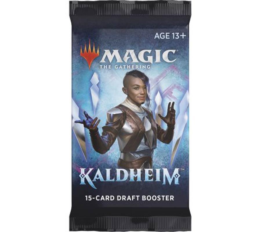 Magic The Gathering Kaldheim Draft Booster Pack