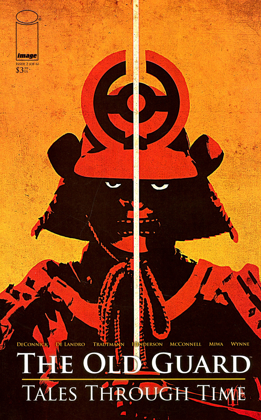 Old Guard Tales Through Time #2 Cover B Variant Valentine De Landro Cover
