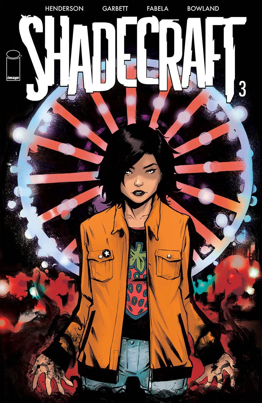 Shadecraft #3 Cover A Regular Lee Garbett Cover