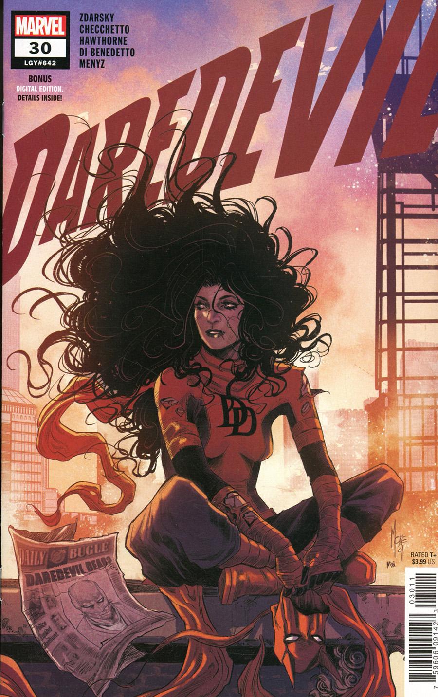 Daredevil Vol 6 #30